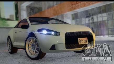 GTA 5 Maibatsu Penumbra для GTA San Andreas