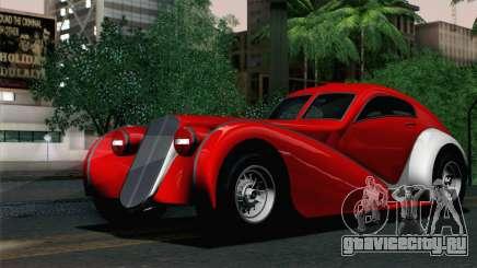 GTA V Truffade Z-Type [IVF] для GTA San Andreas