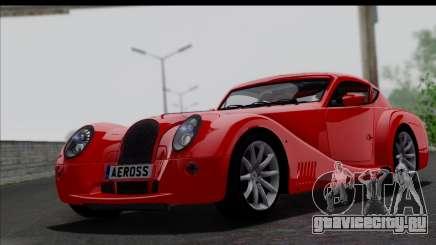 Morgan AeroSS 2013 v1.0 для GTA San Andreas