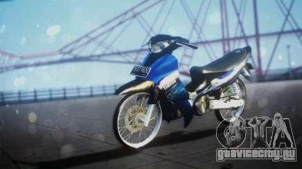 Yamaha Jupiter Z Burhan для GTA San Andreas