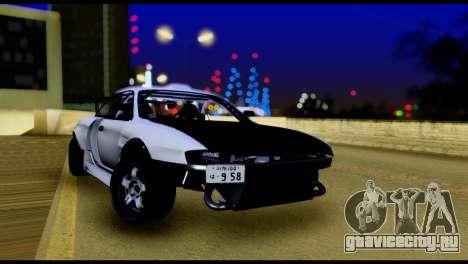 Nissan Silvia S14 DC Hunter для GTA San Andreas