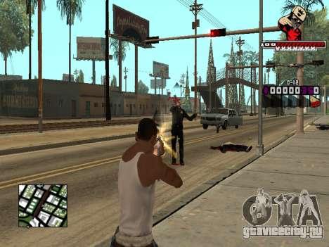 C-HUD SWAG для GTA San Andreas четвёртый скриншот