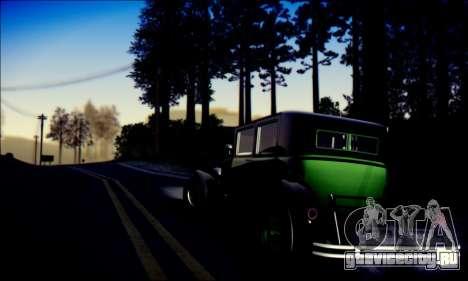 Albany Roosevelt (GTA V) для GTA San Andreas вид справа