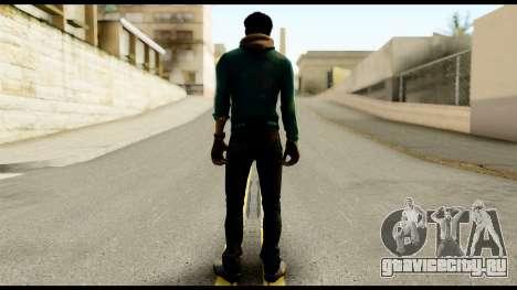 Ajay Ghale from Far Cry 4 для GTA San Andreas второй скриншот