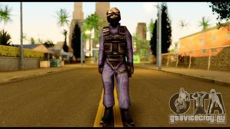 Counter Strike Skin 5 для GTA San Andreas