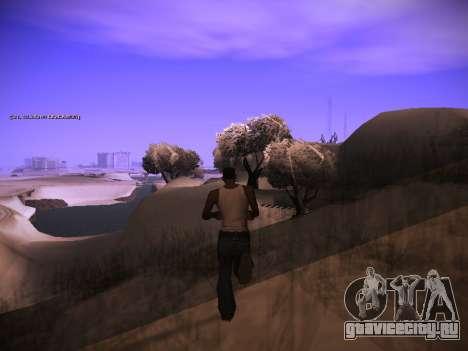 ENB v.14 для GTA San Andreas четвёртый скриншот