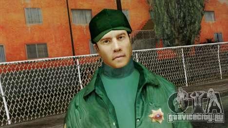 Police Skin 1 для GTA San Andreas третий скриншот