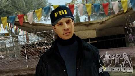 Police Skin 3 для GTA San Andreas третий скриншот