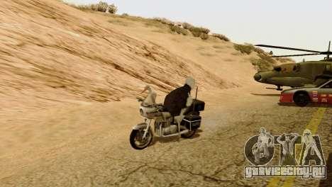 Возможность из GTA V играть за животных для GTA San Andreas третий скриншот
