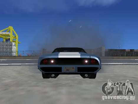 New Phoenix для GTA San Andreas салон