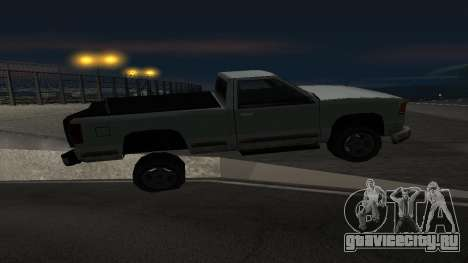 Новая физика машин для GTA San Andreas третий скриншот