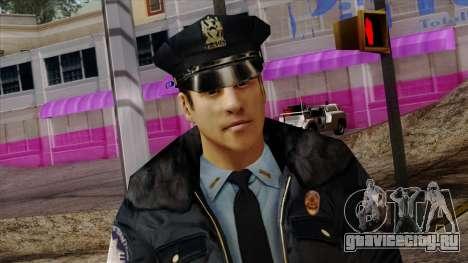 Police Skin 6 для GTA San Andreas третий скриншот