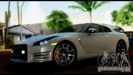 Nissan GT-R для GTA San Andreas