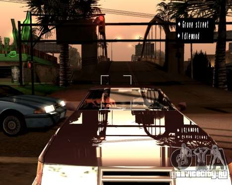 Artificial ENB для слабых ПК для GTA San Andreas четвёртый скриншот
