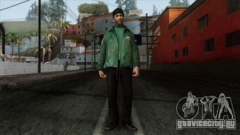 Police Skin 2 для GTA San Andreas