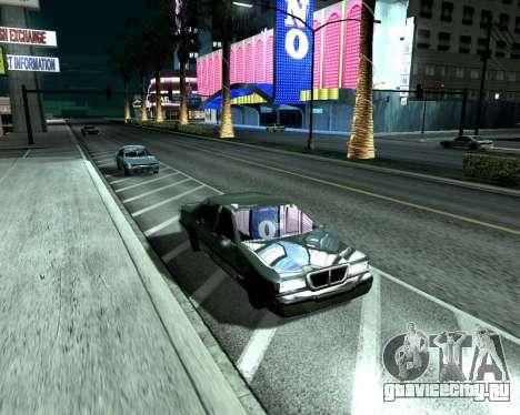 Artificial ENB для слабых ПК для GTA San Andreas второй скриншот