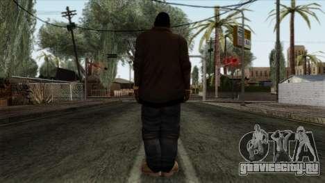 GTA 4 Skin 70 для GTA San Andreas второй скриншот