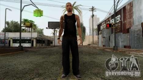 GTA 4 Skin 66 для GTA San Andreas