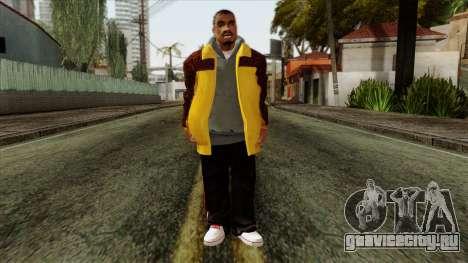 GTA 4 Skin 31 для GTA San Andreas
