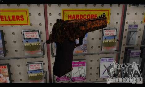 Leopardo Deagle для GTA San Andreas