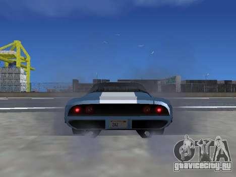 New Phoenix для GTA San Andreas двигатель