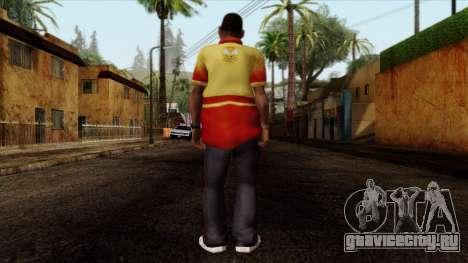 GTA 4 Skin 90 для GTA San Andreas второй скриншот