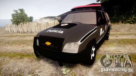 Chevrolet Blazer 2010 Rota Comando [ELS] для GTA 4