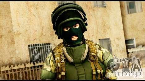 Support Troop from Battlefield 4 v3 для GTA San Andreas третий скриншот