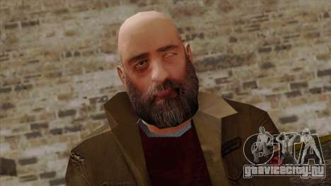 GTA 4 Skin 62 для GTA San Andreas третий скриншот