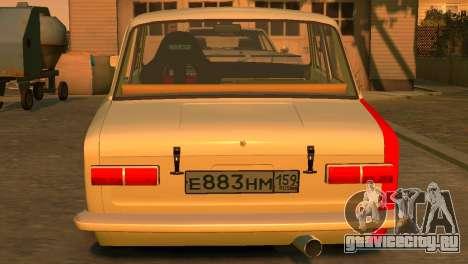 ВАЗ 2101 для GTA 4 вид справа