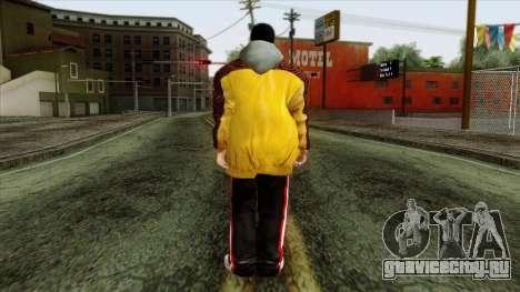 GTA 4 Skin 31 для GTA San Andreas второй скриншот
