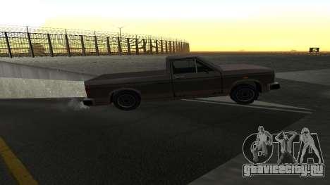Новая физика машин для GTA San Andreas