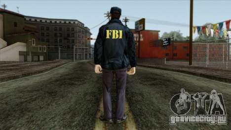 Police Skin 3 для GTA San Andreas второй скриншот
