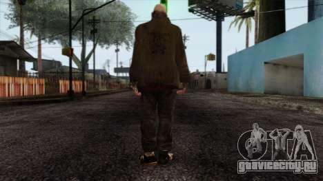 GTA 4 Skin 62 для GTA San Andreas второй скриншот