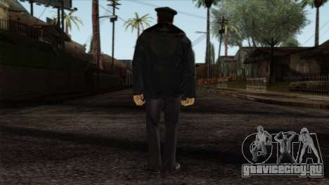 Police Skin 6 для GTA San Andreas второй скриншот