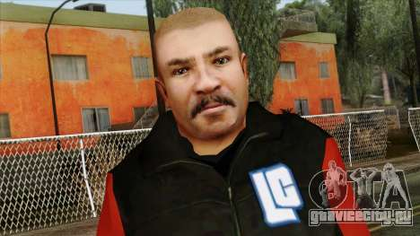 GTA 4 Skin 69 для GTA San Andreas третий скриншот