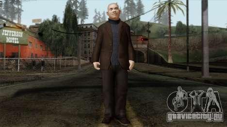 GTA 4 Skin 92 для GTA San Andreas
