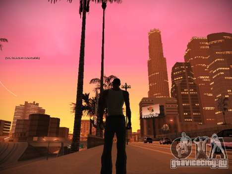ENB v.14 для GTA San Andreas пятый скриншот
