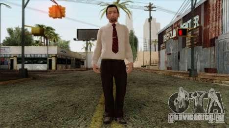 GTA 4 Skin 36 для GTA San Andreas