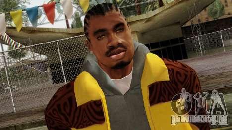 GTA 4 Skin 31 для GTA San Andreas третий скриншот
