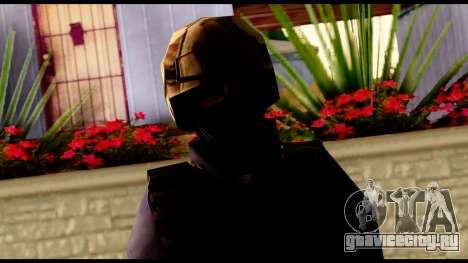 Counter Strike Skin 5 для GTA San Andreas третий скриншот