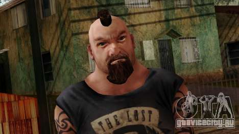 GTA 4 Skin 55 для GTA San Andreas третий скриншот