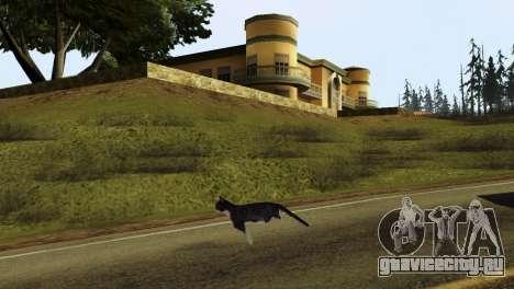 Возможность из GTA V играть за животных для GTA San Andreas четвёртый скриншот