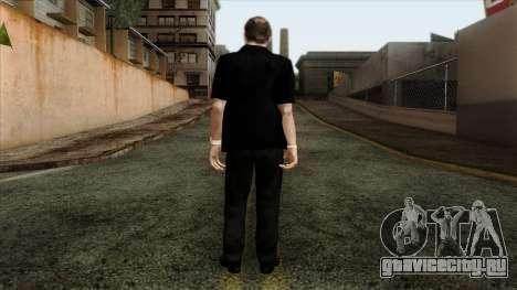 GTA 4 Skin 76 для GTA San Andreas второй скриншот