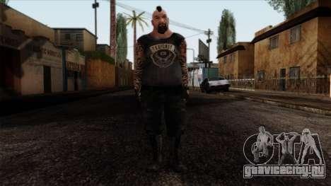 GTA 4 Skin 55 для GTA San Andreas