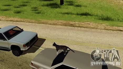 Возможность из GTA V играть за животных для GTA San Andreas пятый скриншот