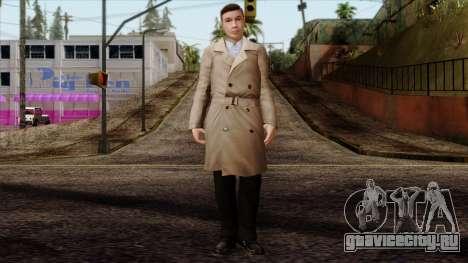 GTA 4 Skin 89 для GTA San Andreas