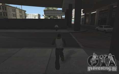 Colormod для GTA San Andreas третий скриншот