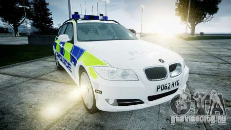 BMW 3 Series Touring E91 [ELS] для GTA 4