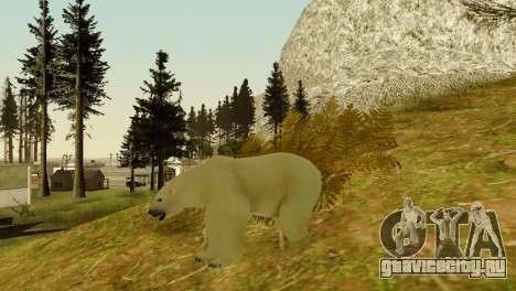 Возможность из GTA V играть за животных для GTA San Andreas восьмой скриншот